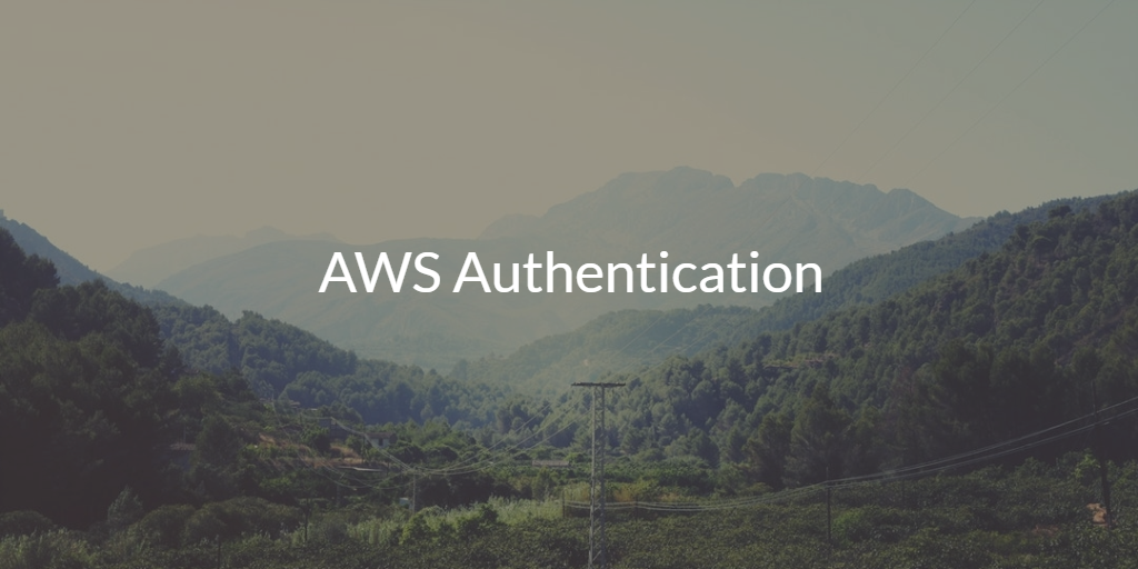 AWS Authentication