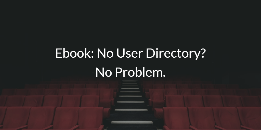 No User Directory JumpCloud