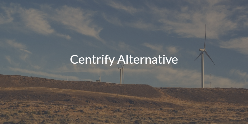 Centrify Alternative