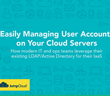 Managing User Access to to Cloud Servers