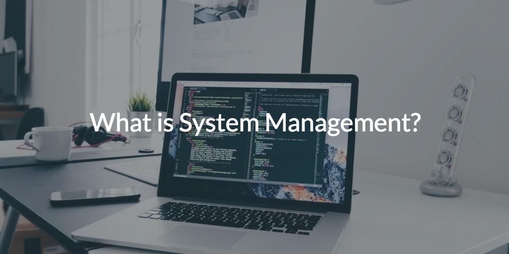 system management defined