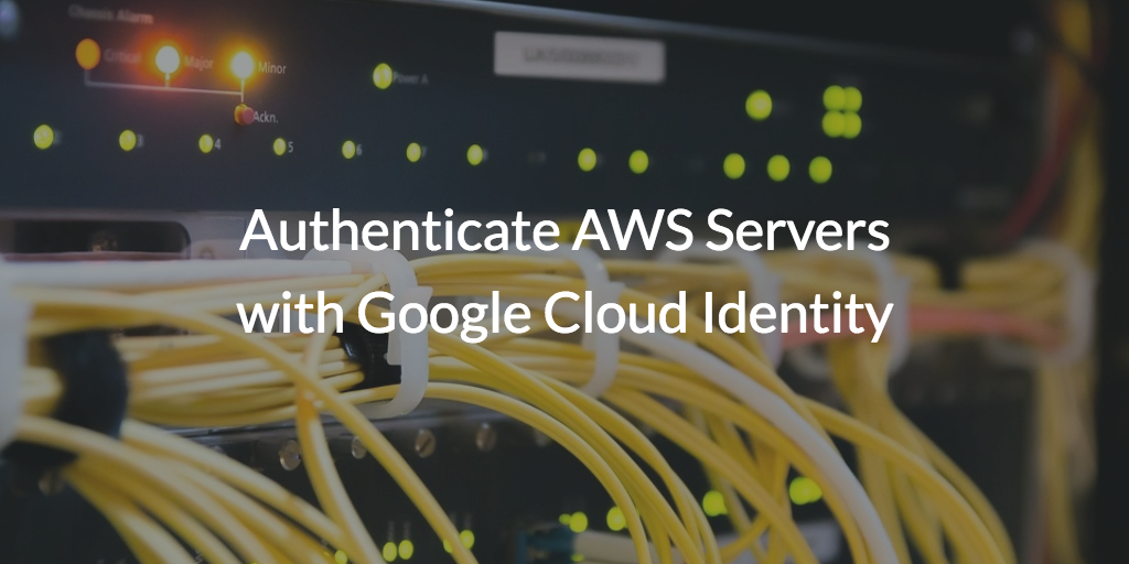 Google Cloud Identity