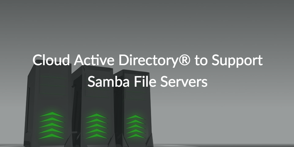 cloud active directory samba support NAS devices
