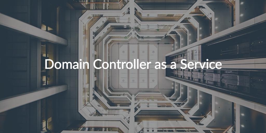 domain controller as a service