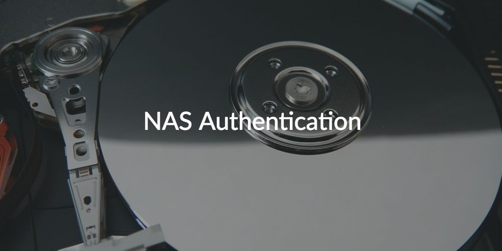 nas authentication