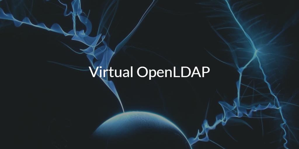 Virtual OpenLDAP
