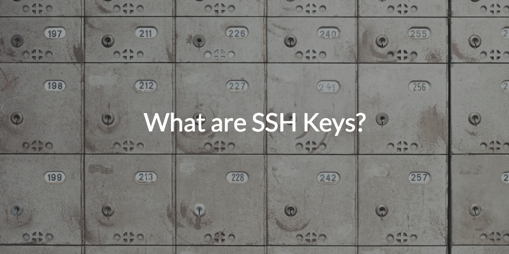 What are SSH Keys? | JumpCloud
