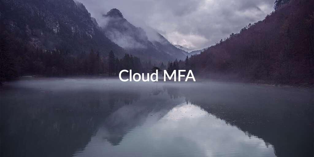 cloud MFA