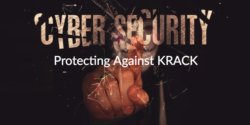 protecting against KRACK