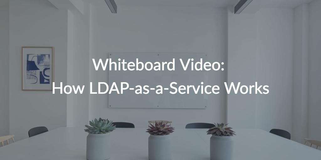 LDAP-as-a-Service