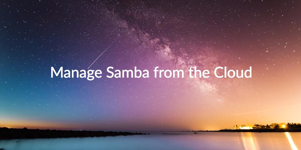 manage samba