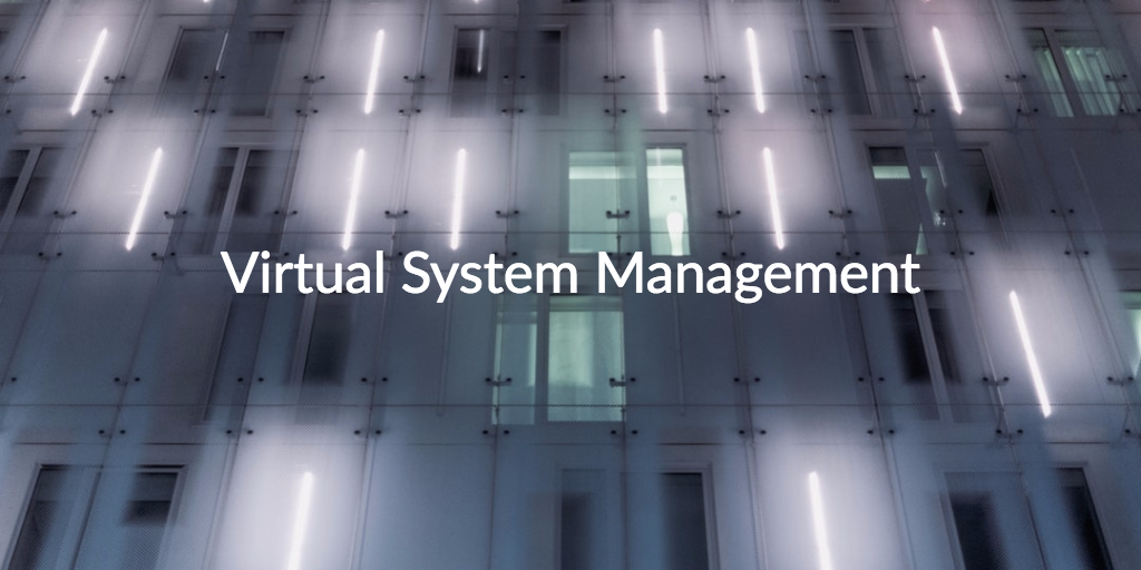 virtual system management