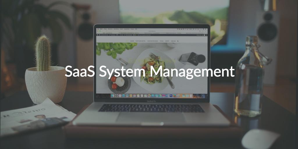 SaaS System Management