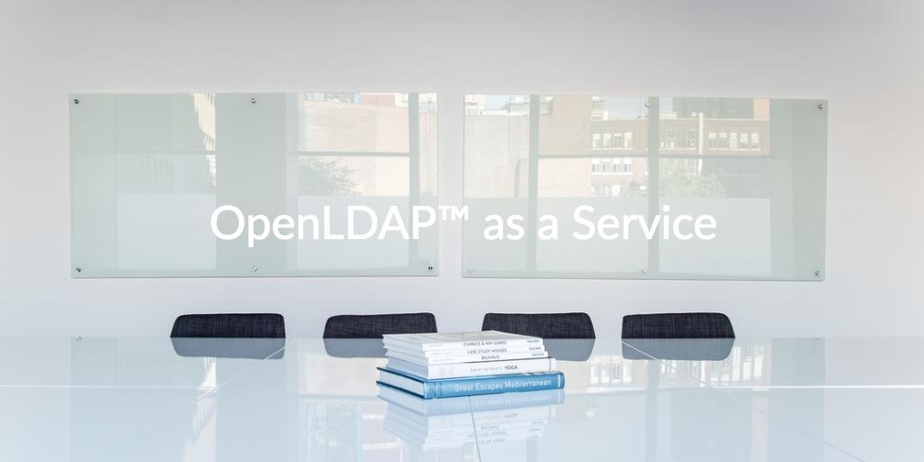 OpenLDA as a Service