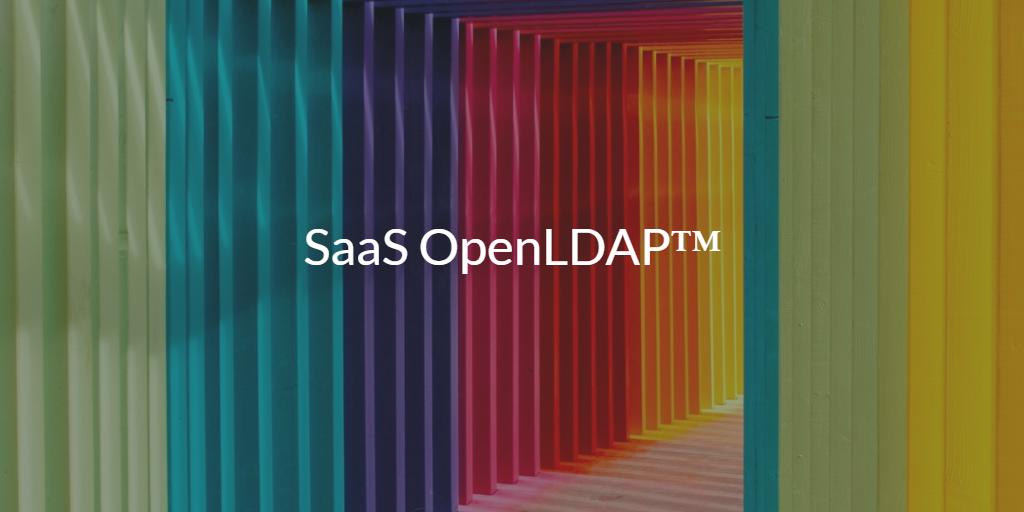 SaaS OpenLDAP