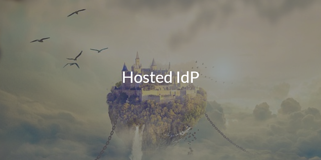 Hosted IdP