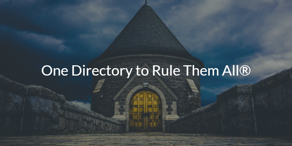 One Directory to Rule Them All