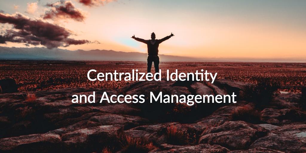 centralized IAM