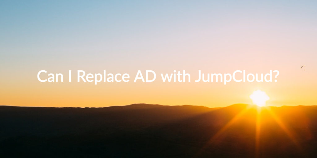 replace AD