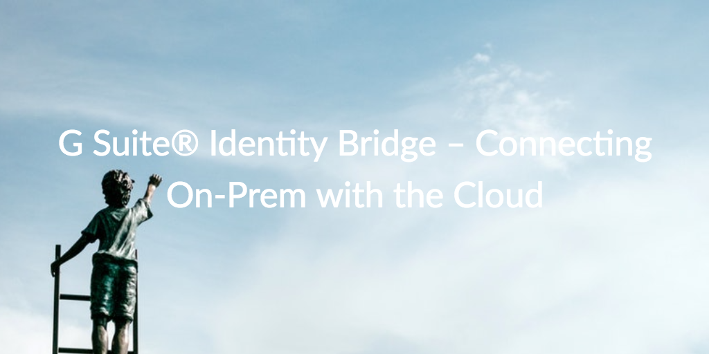 g suite identity bridge