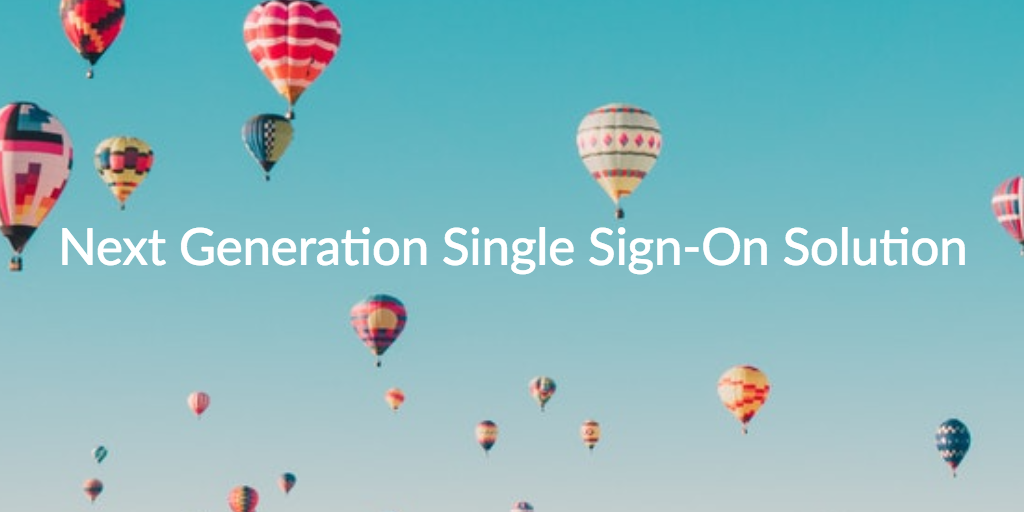 next generation single sign on