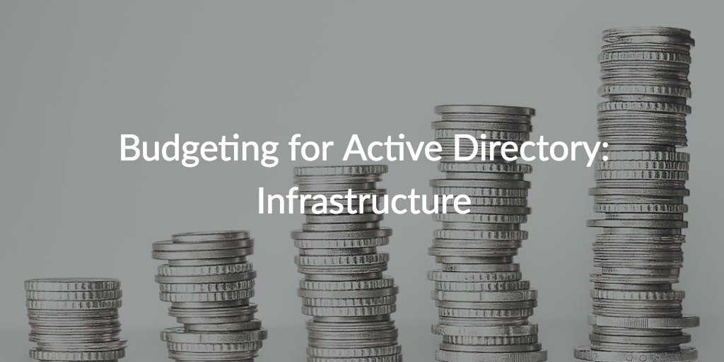 active directory budget