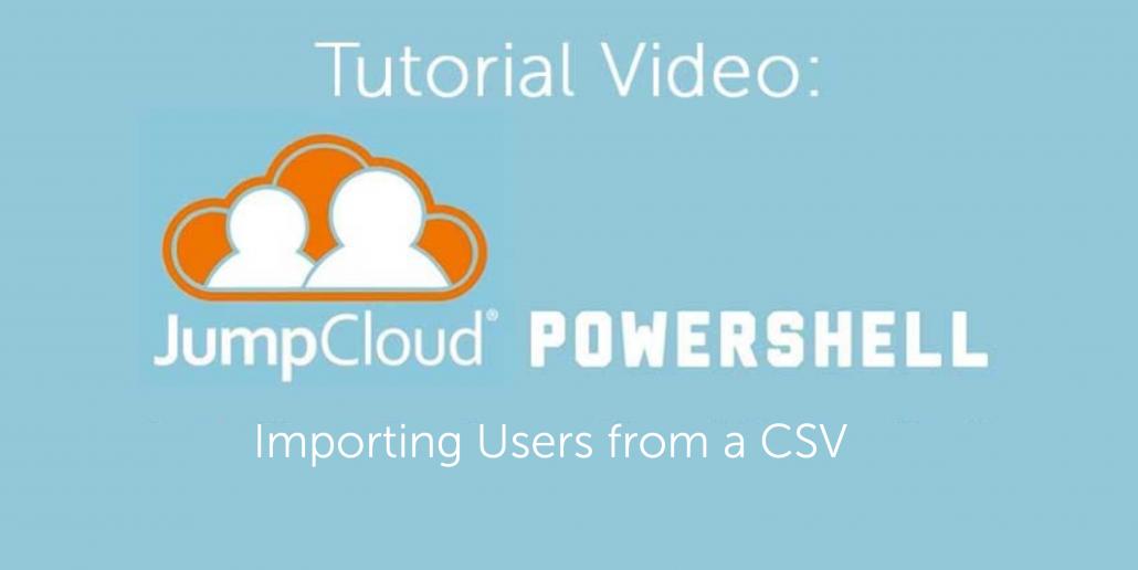 powershell user import