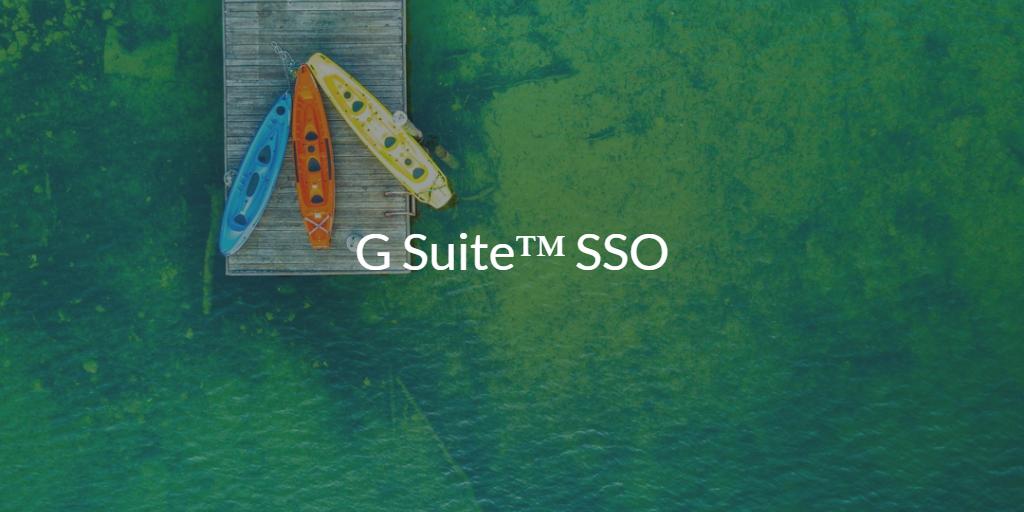 G Suite SSO