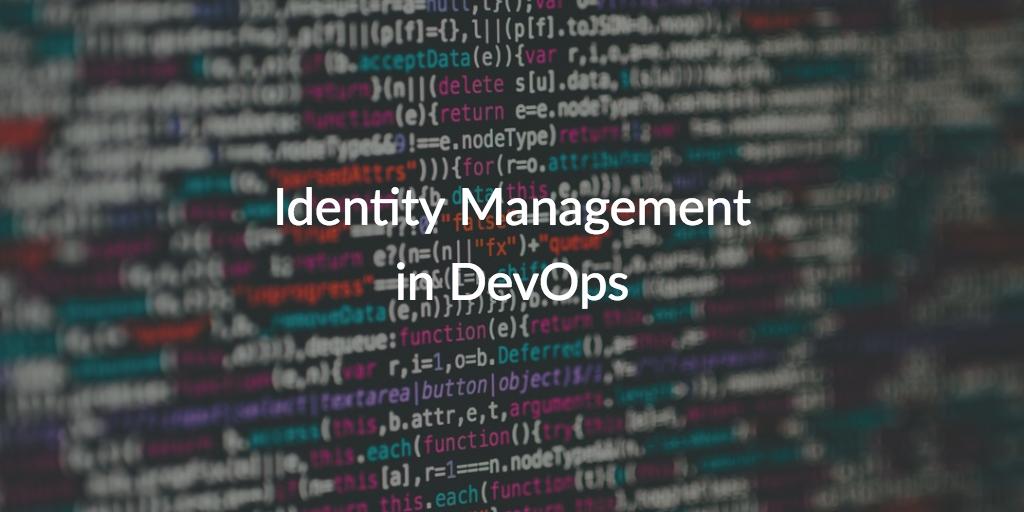 identity management devops