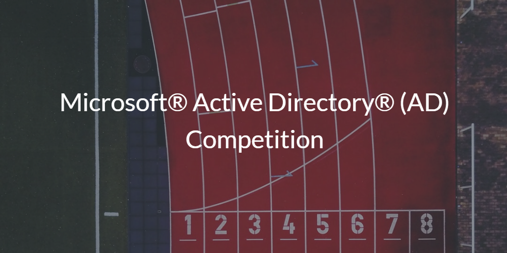 Microsoft Active Directory Competition