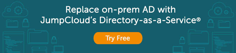 try jumpcloud, an active directory replacement for free