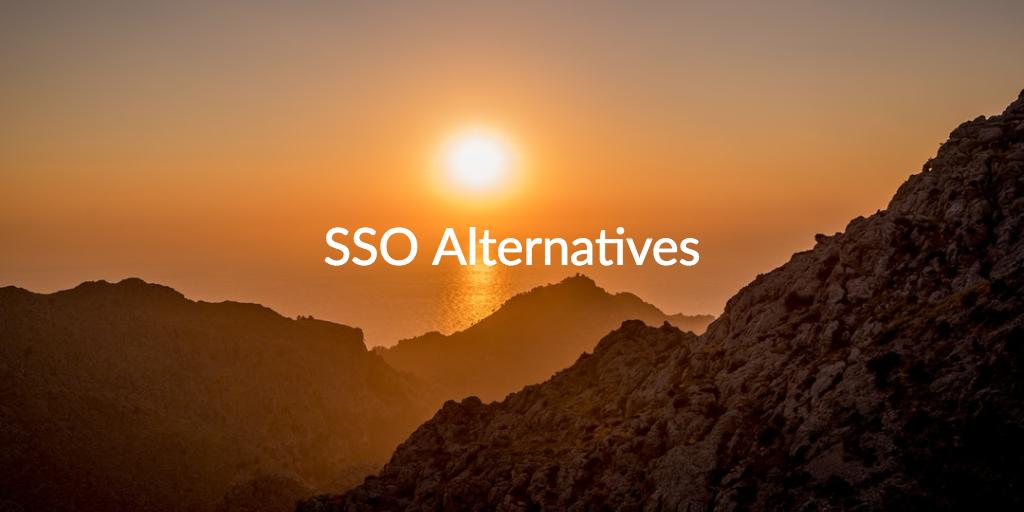 SSO alternatives