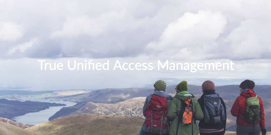 true unified access management