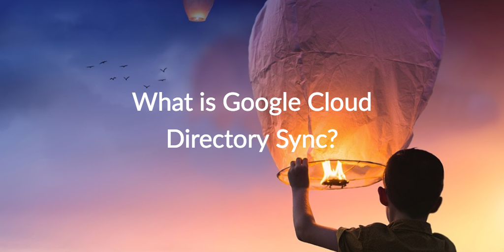 google cloud directory sync