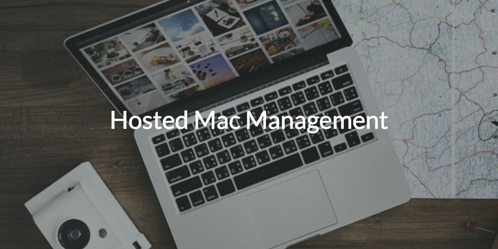 hosted mac management