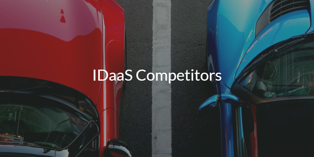 IDaaS Competitors