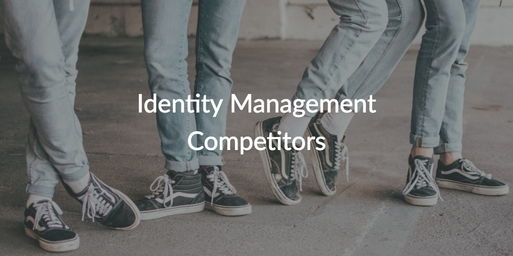 identity management competitors