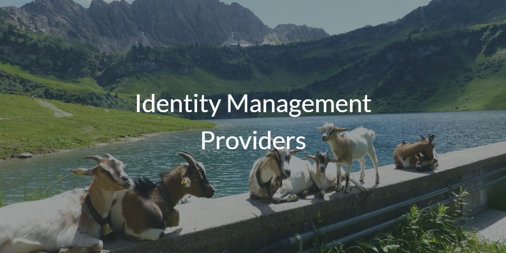 Identity Management Providers