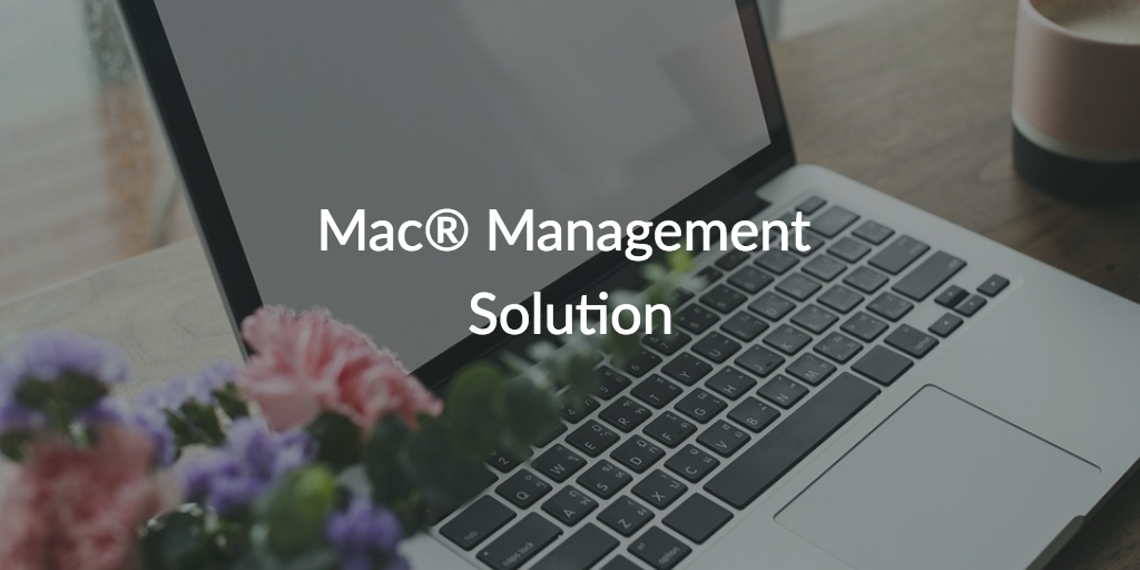 mac management solution