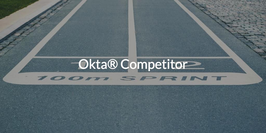 okta competitor