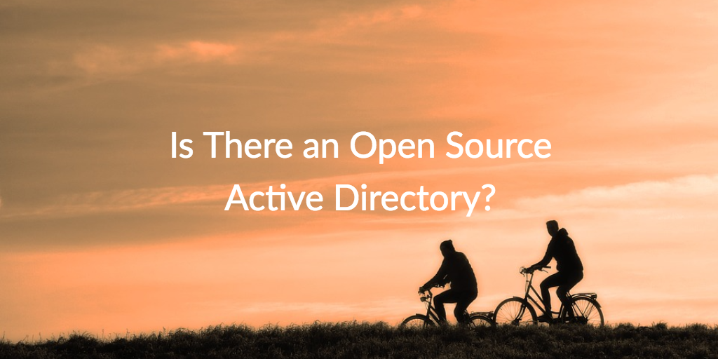 open source active directory