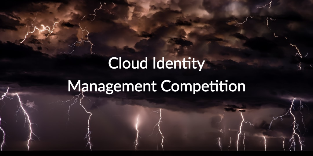 cloud identity management competition