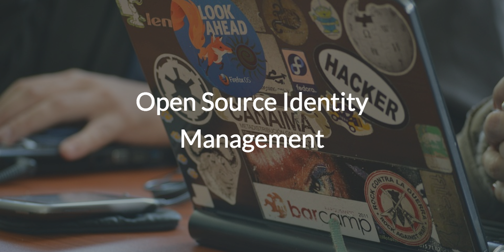 open source identity management
