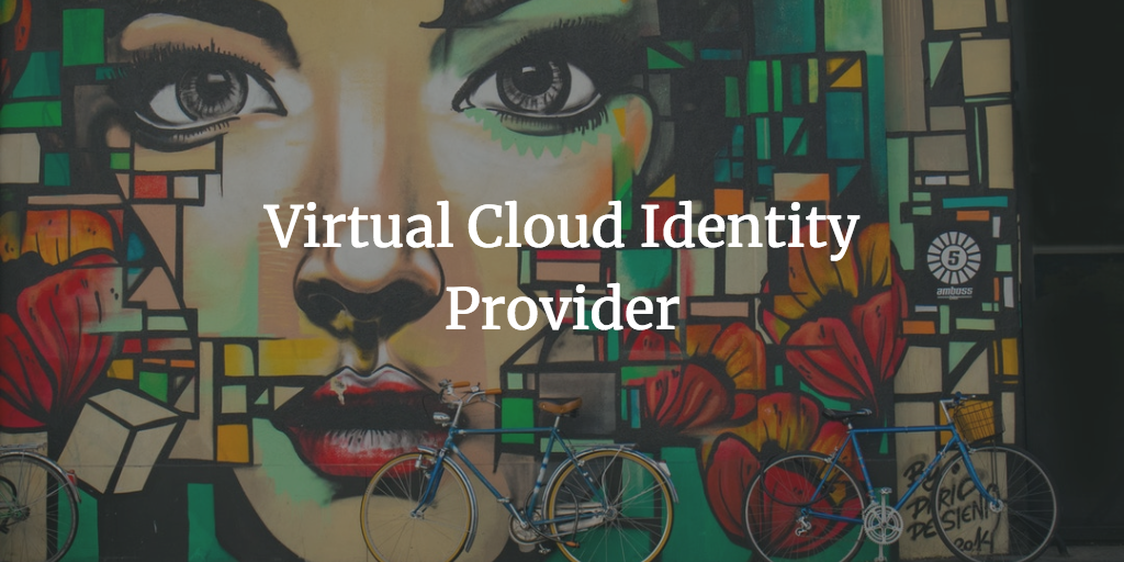 Virtual Cloud Identity Provider