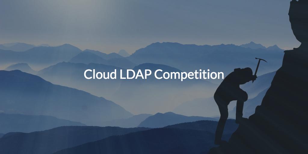 Cloud LDAP Competition