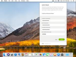 Live Mac App
