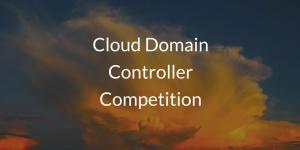 Cloud Domain Controller Competition