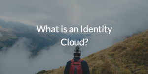 What is an Identity Cloud?