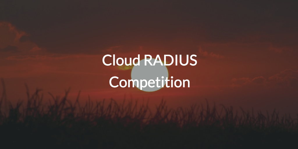 Cloud RADIUS Competition