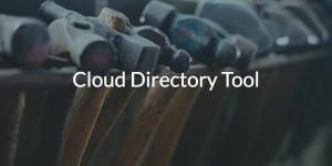 Cloud Directory Tool